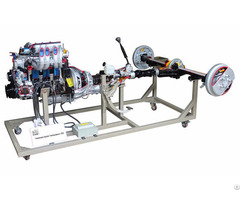 Powertrains Section Training Bench Fr