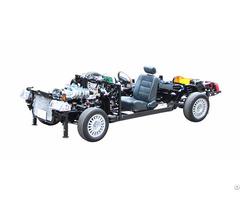 Vehicle Section Training Model W O Body