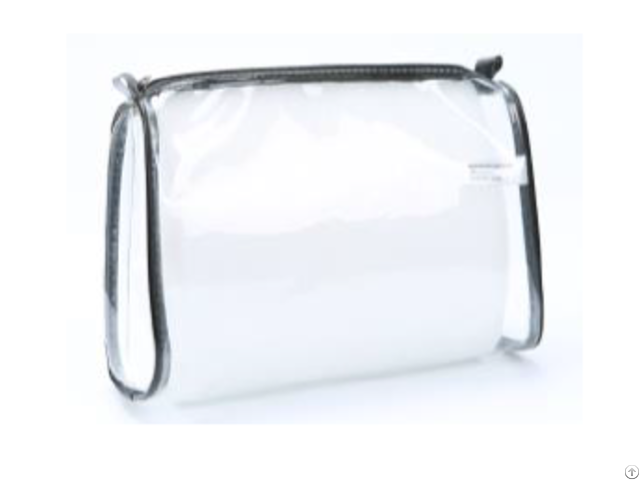 Clear Toiletry Kit