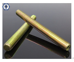 Astm A193 B7 B7m Threaded Rods