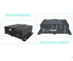 Dual Stream 720p Hd Mobile Dvr With Gps Wifi 3g 4g Network Transmission For School Bus