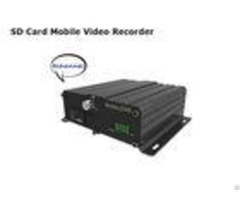 H 264 Compression Sd Card Mobile Dvr Support Real Time Playback