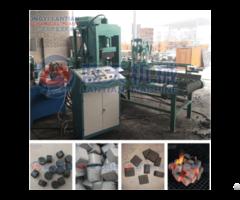High Pressure Dry Powder Ball Press Machine