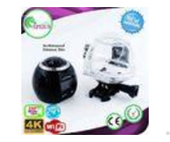 1440p 60fps Wifi Action Vr 360 Camera With Fish Eye Len Panoramic Visual