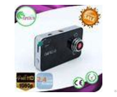 K6000 Full Hd Night Vision Dash Cam With 2 4 Inch Lcd Screen Tf 32gb Memory Card