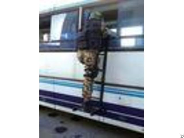 Portable Counter Terrorism Equipment Aluminum Alloy Tl3 Tactical Ladder