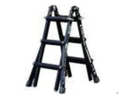 High Strength Counter Terrorism Equipment Aluminum Alloy Loading Telescopic Ladder
