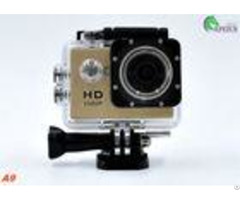 H 264 Underwater Diving 1080p Hd Action Camera A9 With 2 0 Inch Lcd Display