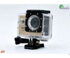 A9 Waterproof Motorcycle Cycling Video Camerasj4000 Mini Pro Tf Card Max 32g