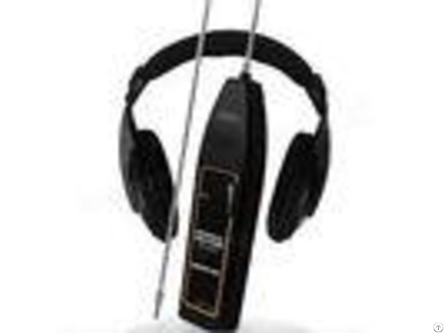 Eod Counter Terrorism Equipment Electronic Listening Device 3 5m Radius