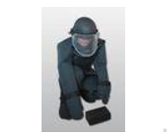 Eod Explosion Proof Suitkevlar Material Complete Bomb Disposal Equipment
