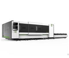10000w High Power Fiber Metal Laser Engraving Machine Mach2040 Mach6025