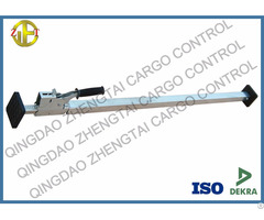Steel Jack Bar For Cargo Control Load Securing