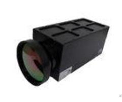 Ip67 20mk Netd Border Surveillance Cameras 50km Continuous Zoom Lens Oil Field