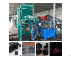 Coke Briquettes Making Machine