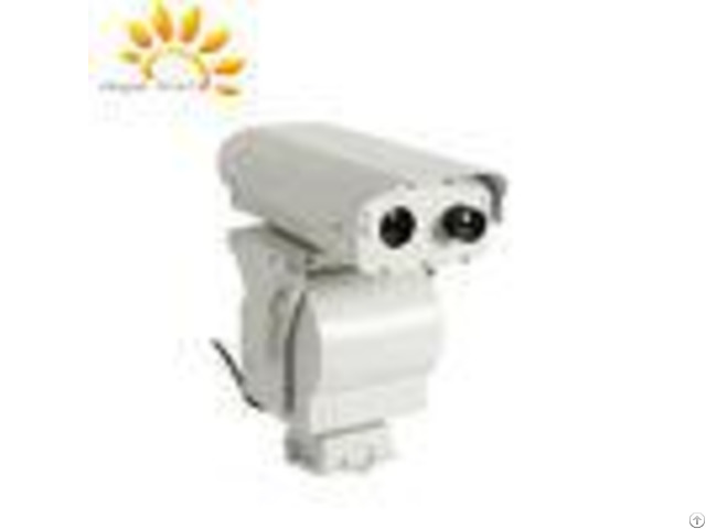 Ir Temperature Detect Long Range Night Vision Camera Stable Thermal Imaging