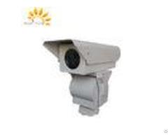 Long Range 1080p Fog Penetration Camera For Seaport Coastal Surveillance