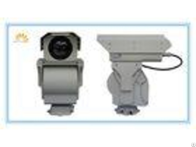 Outdoor Security Long Range Thermal Camera With 2 10km Surveillance