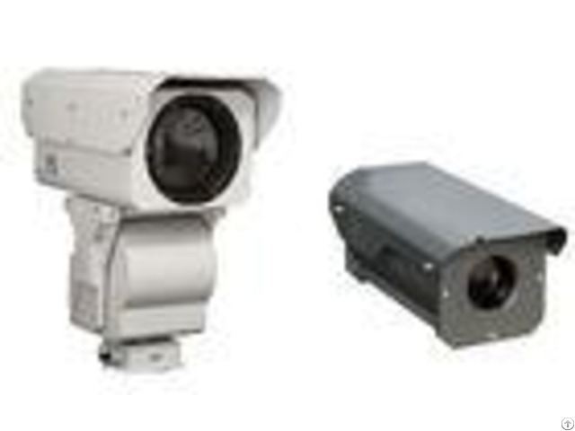 Ptz City Thermal Imaging Security Camera With Osd Remote Control Fcc
