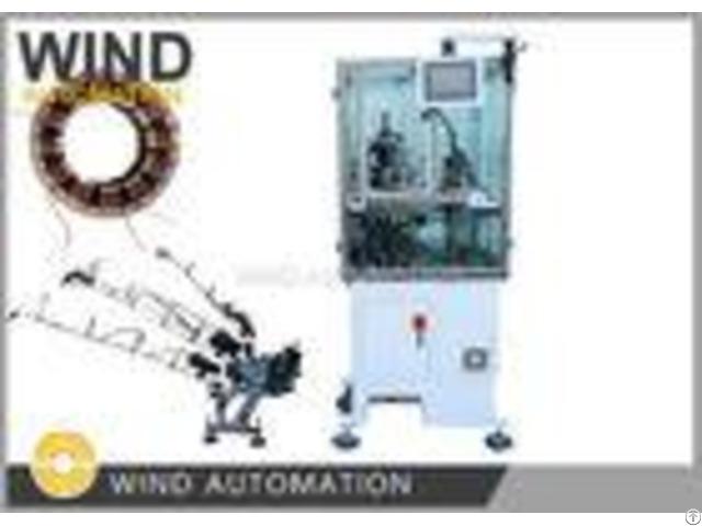Bldc Motor Stator Needle Winding Machine Cam Design 3 Needles 400prm Fast Inslot
