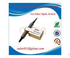 Glsun 1×2 Mechanical Optical Switch