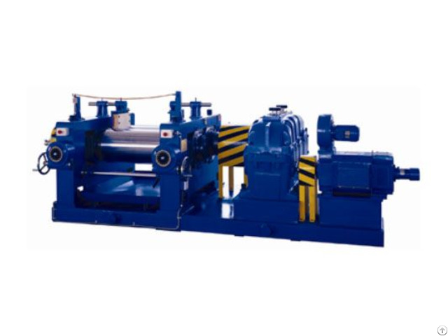 China Internal Mixer Open Mill