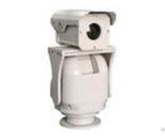Outdoor Ir Long Range Thermal Camera 17um 4km With Uncooled Ufpa Sensor