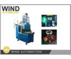 Automatic Coil Making Machine Ac Induction Motor Pump Stator