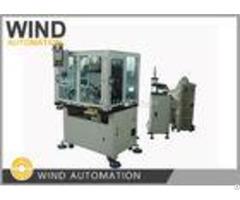 Dc Motor Armature Double Cutter Commutator Surface Turning Lathe Machine