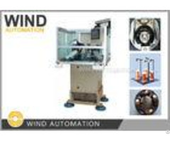 Fast Stator Needle Winding Machine 300rpm To 500prm For In Slot Bldc Motor