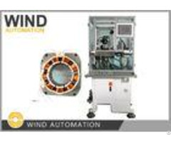 Muti Pole Bldc Motor Winding Machine Fast Than Three Head Winder