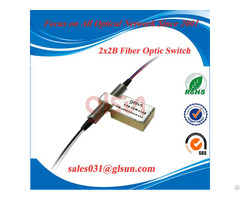 Glsun 2x2b Optical Bypass Switch