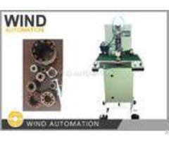 Muti Poles Brushless Motor Stator Needle Winding Machine For Prototypes Production