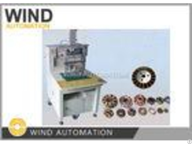12pol 36pol Flyer Winding Machine Single Station Brushless Motors Outrunner Stator
