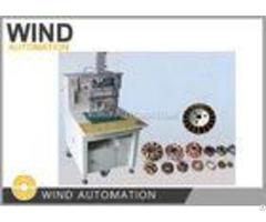 12pol 36pol Flyer Winding Machine Single Station Brushless Motors Outrunner Stator