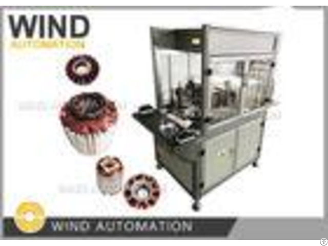 Outrunner Stator Winding Machine Fan Motor Ventilator External Rotor Winder