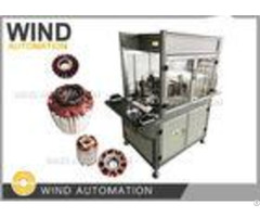 Outrunner Stator Winding Machine Fan Motor Ventilator External Rotor Winder
