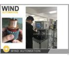 Commutator Od Below 60mm Starte Armature Testing Machine Wind Ats 02