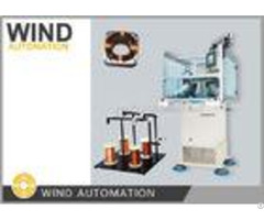 Stator Coil Winding Machine Shaded Four Poles Segmented Motor Wind 1a Tsm