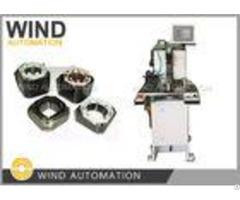 Rounded Square Stator Needle Winding Machine For Brushless Stepping Motor
