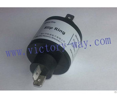 Double Channels High Current Slip Ring