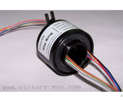 Mini Through Holes Slip Ring Vsr Tc20 12