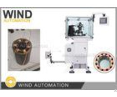 Bldc Motor Stator Needle Winding Machine With Tooth Coil Tap Wire
