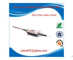 Mini Type 1x2 Fiber Optic Switch
