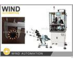 Bldc Motor Stator Coil Winding Machine Needle Type Three Phase