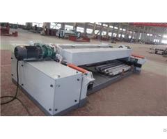Wwzy260 50f Wood Log Peeling Rounding Hydraulic Heavy Duty Debarker Machine