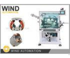 Automatic Winding Machine Two Pole Electric Motor Stator Field Coil