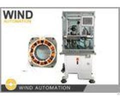 Muti Pole Bldc Motor Winding Machine Fast Than Three Head Winder