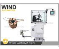 Brushless Motor Inslot Stator Coil Needle Winding And Tapping Machine