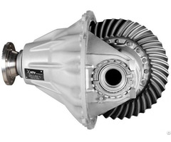 Mercedes Hl6 Differential Unıt